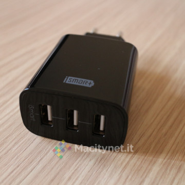 Recensione RAVPower RP-UC12