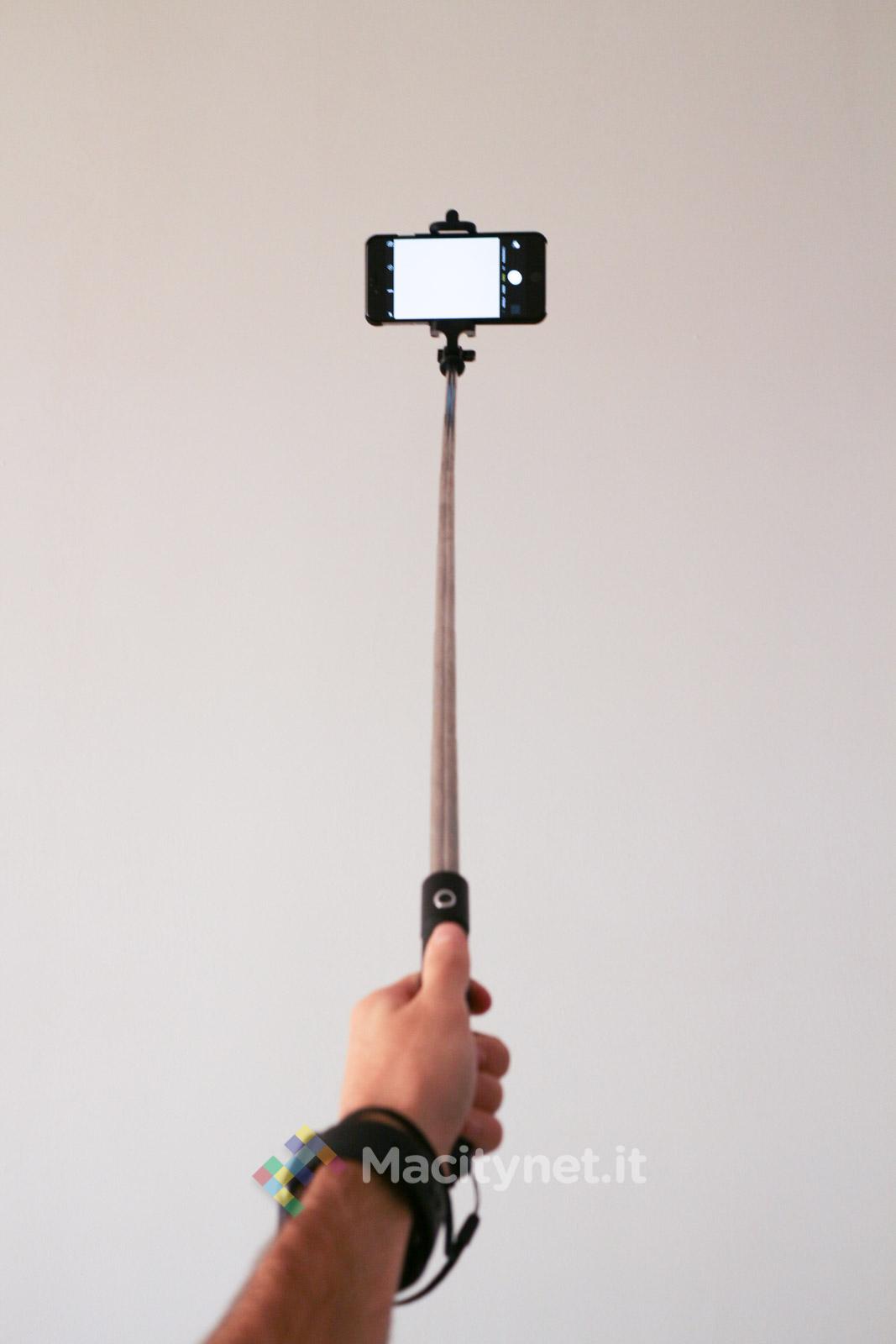 Recensione EasyAcc Selfie Stick
