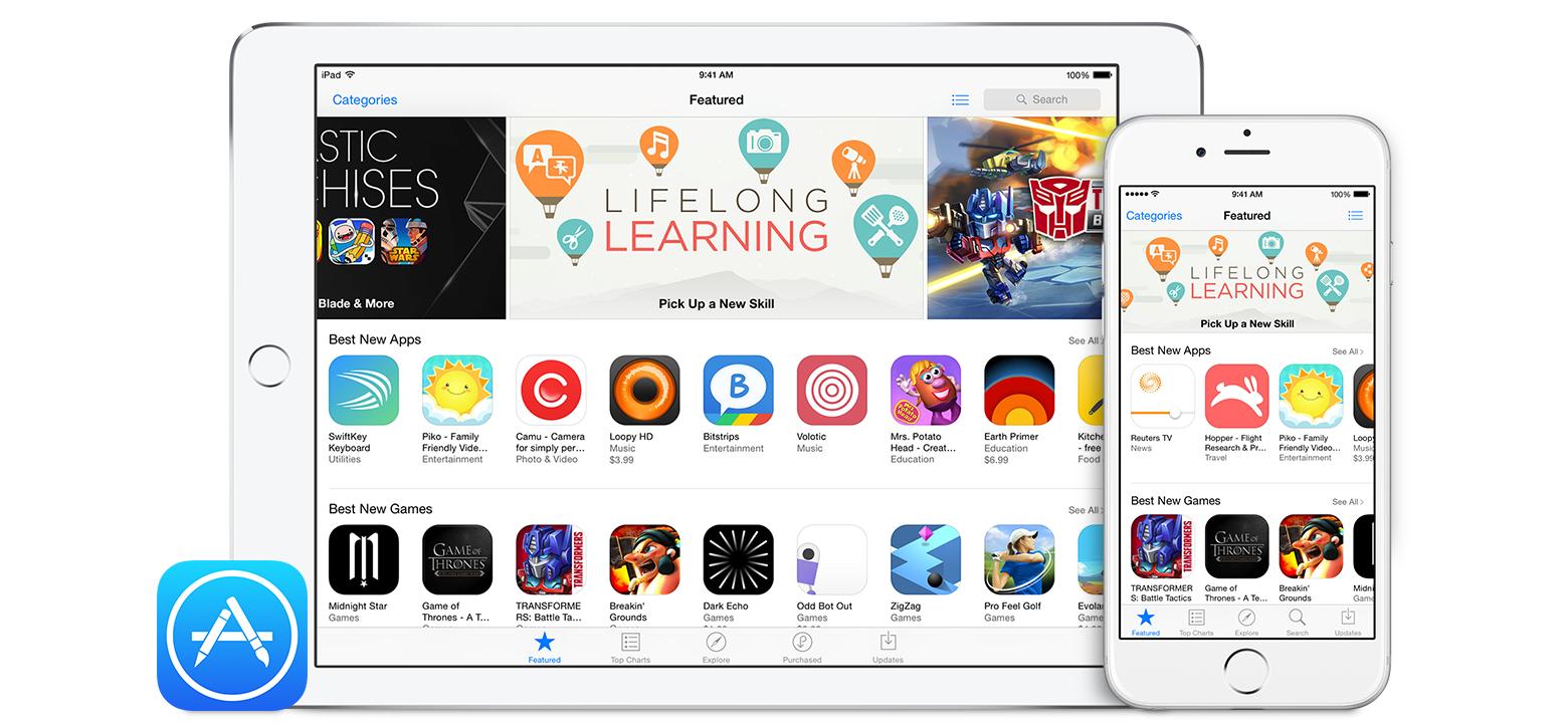 app rimosse da app store