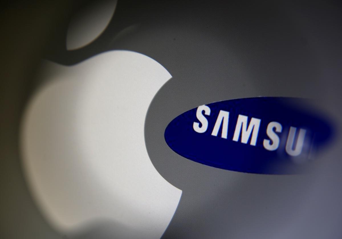 Apple batte Samsung
