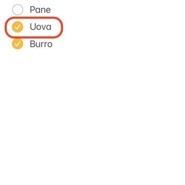 Come usare Note per, lista delle spesa facile su iPhone e iPad senza app terze