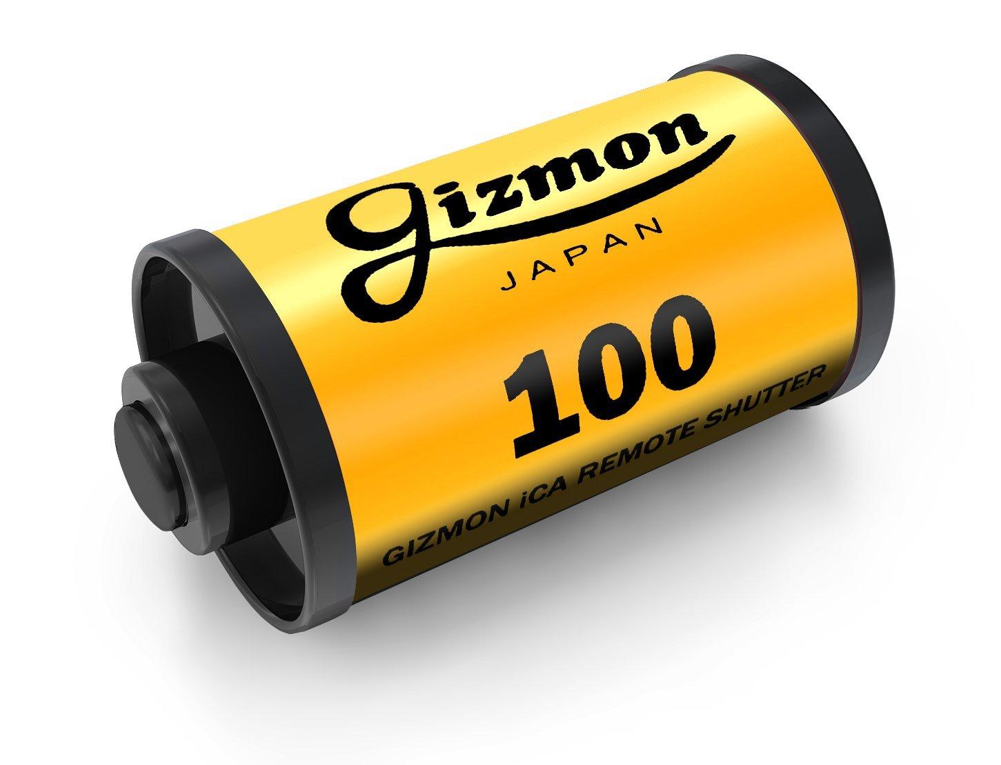 gizmon otturatore remoto giallo