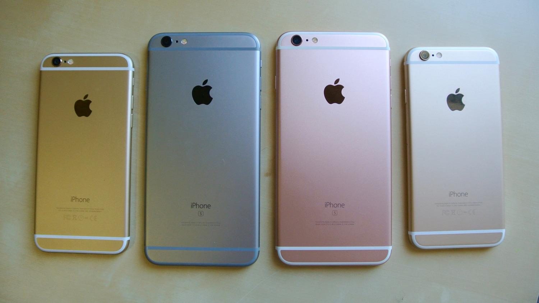 iphone 6 iphone-6s-plus