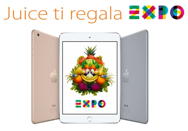 juice regala EXPO ipad mini 3 620