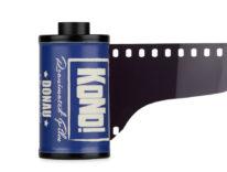 Kono! Donau, la pellicola super lenta ISO 6 da Lomography