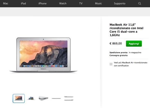 macbook ari ricondizionati 16ott15 620