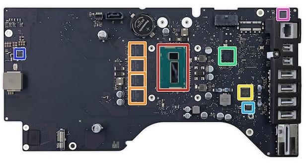 "iMac 21,5"" 4K 1 ifixit"