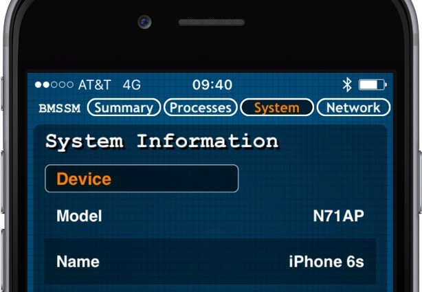 come sapere il processore iphone 6