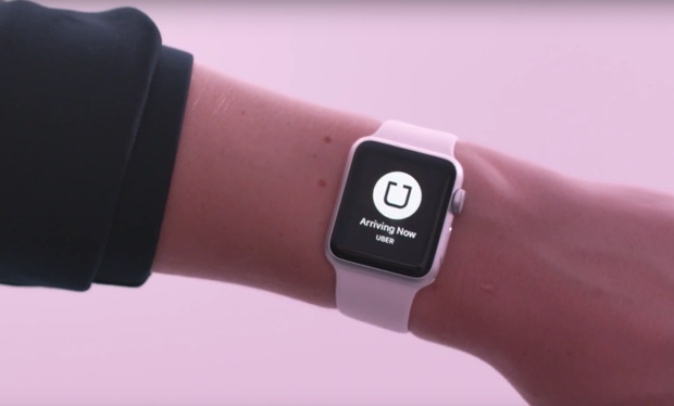 spot apple watch 620 uber
