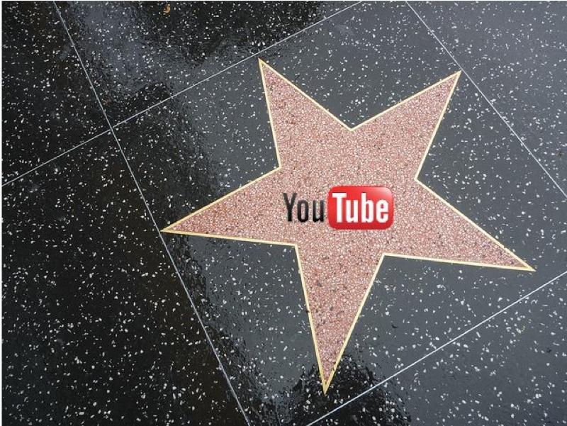 star di youtube 800