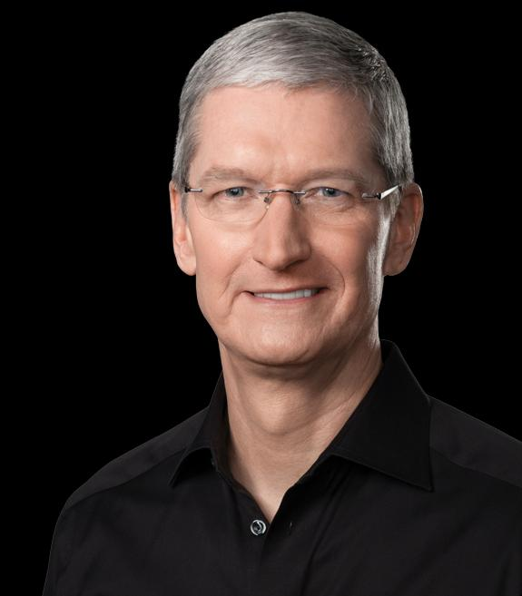 tim cook a milano