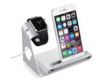 Recensione Vtin Charger Stand per Apple Watch: alluminio e gomma per la massima versatilità