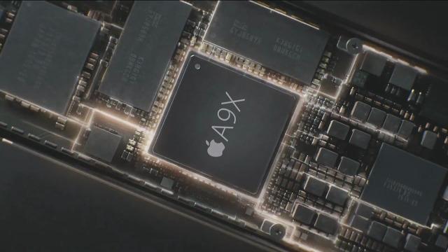 tsmc apple A9