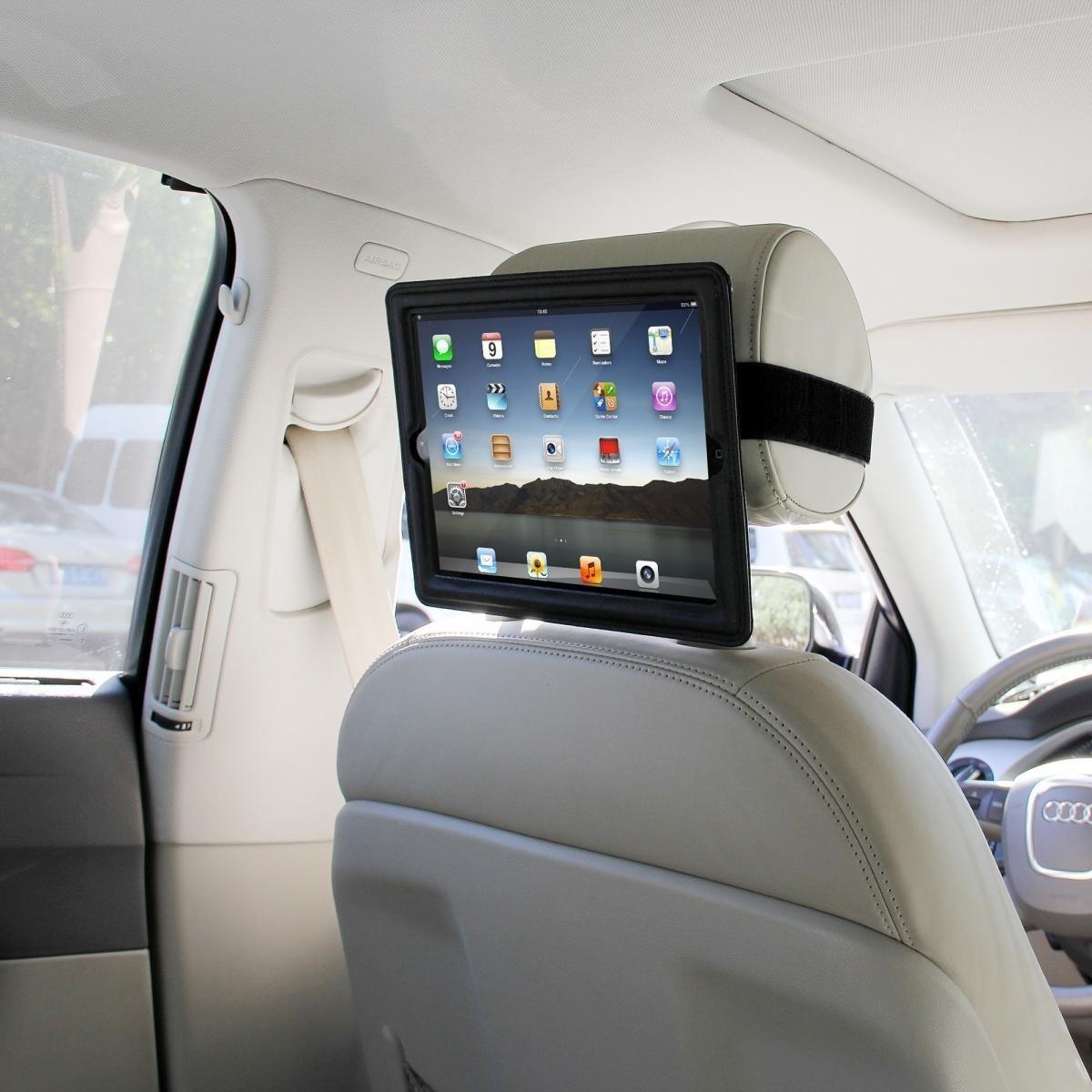 Supporto ipad per poggiatesta da auto sconto a 15 49 euro for Supporto auto tablet 7 pollici