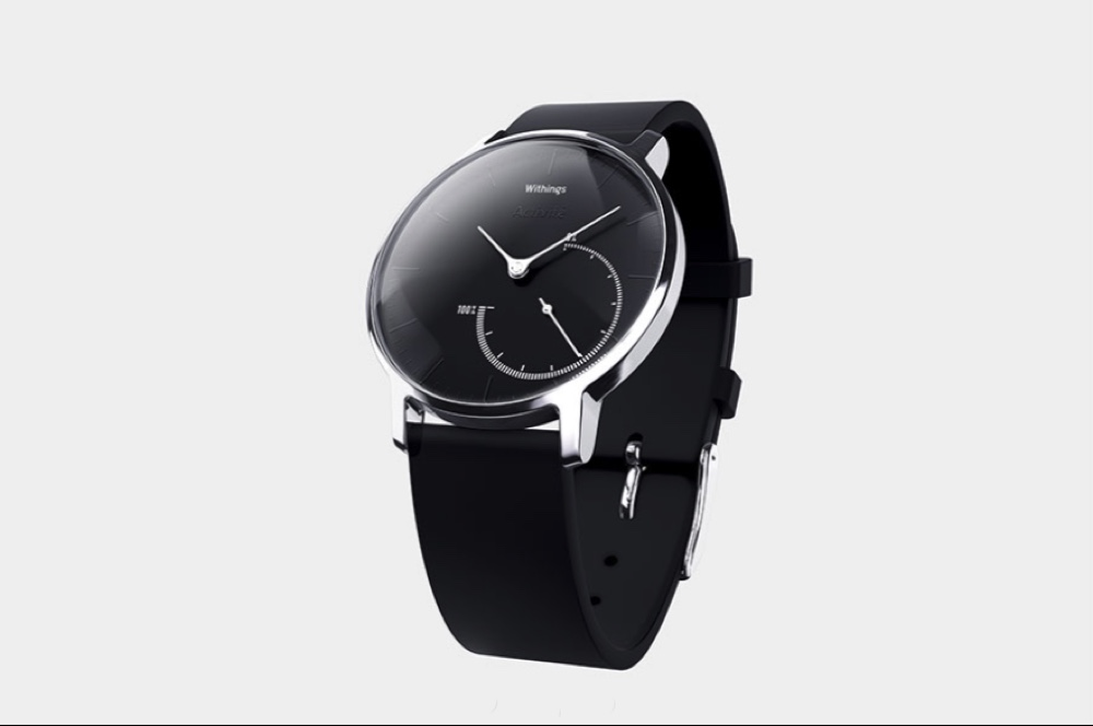 Activité Steel withings 1000