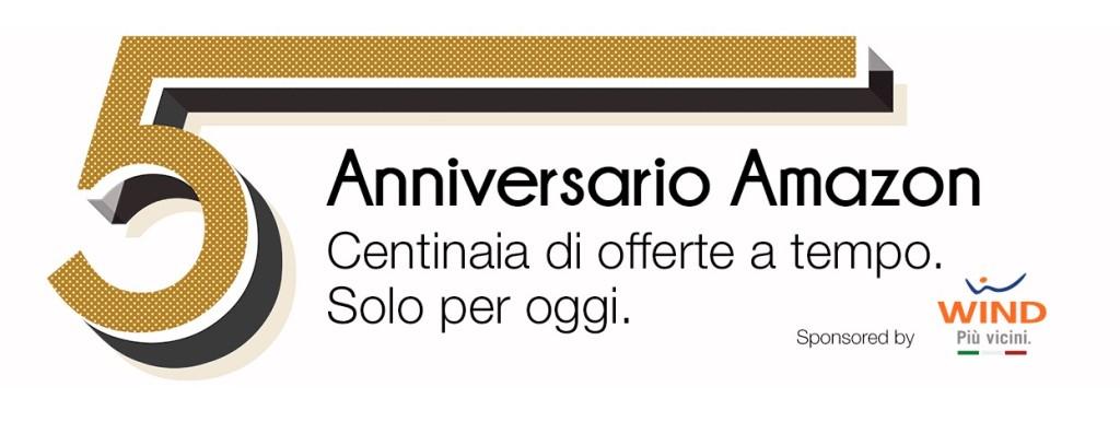 Amazon anniversario