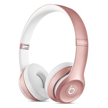 Beats Solo2 Wireless oro rosa 1