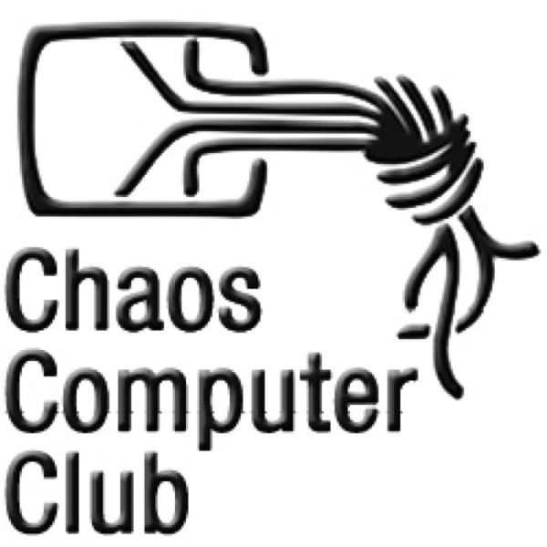 Chaos Computer Club logo 500