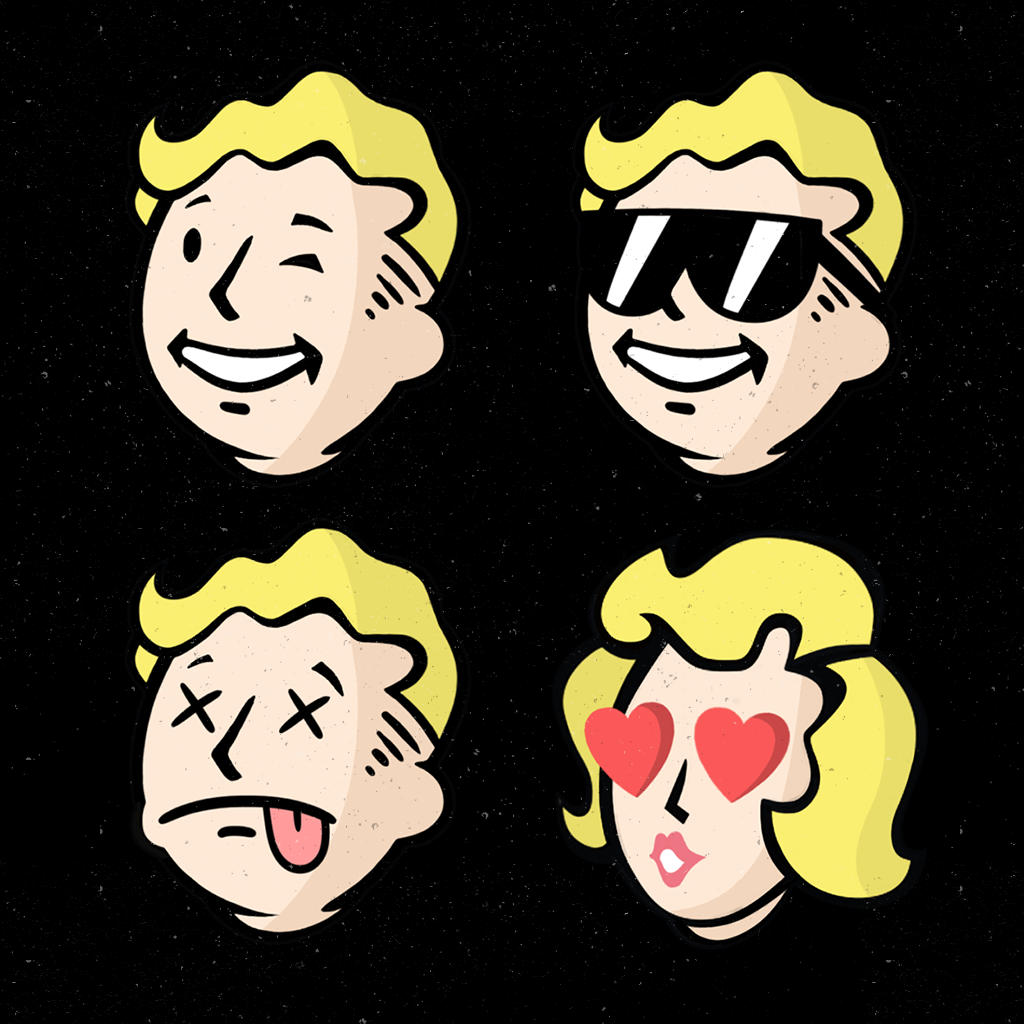 Fallout CHAT icon