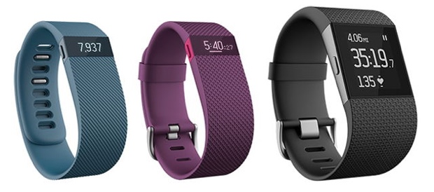 Fitbit Surge e Charge 620