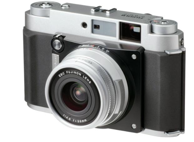 Fujifilm medio formato analogica FUJIFILM GF670 WIDE