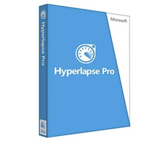Microsoft Hyperlapse Pro