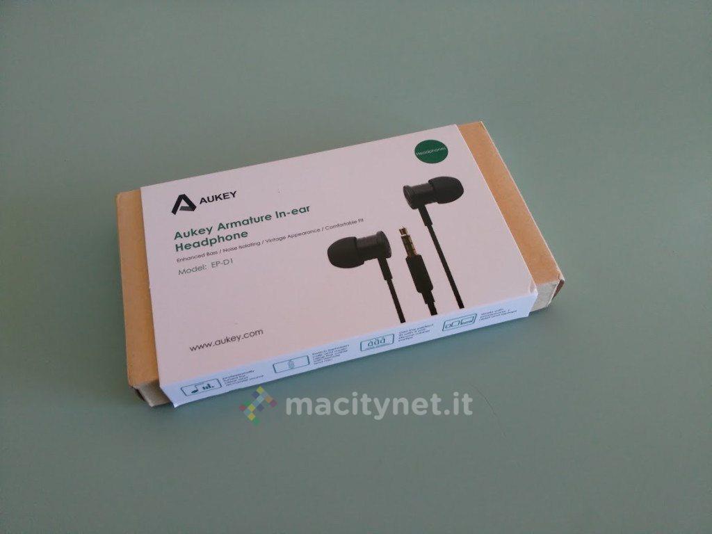 auricolari Aukey EP-D1