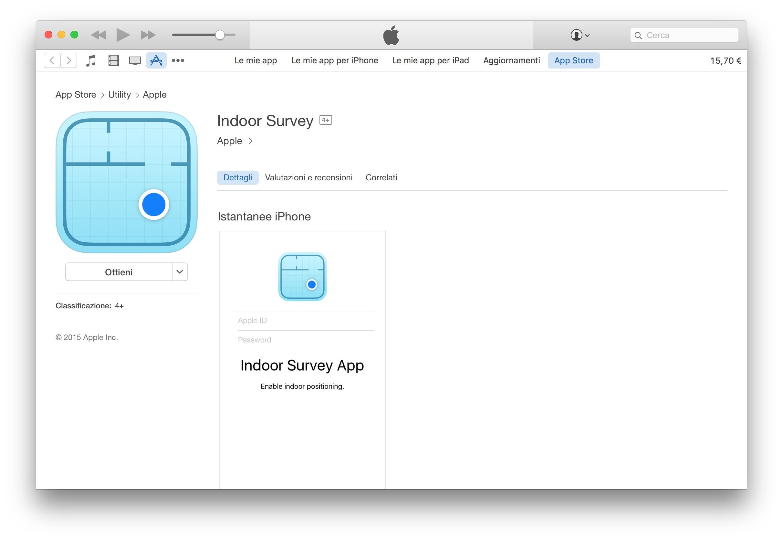 Indoor Survey