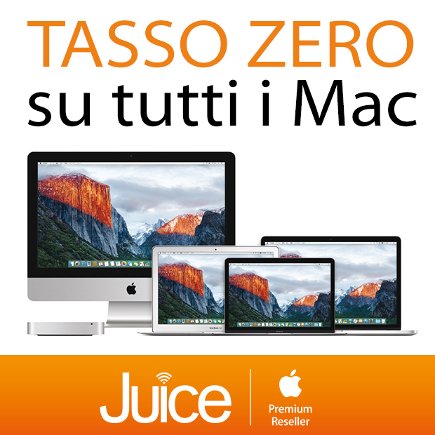 Juice tasso zero 27dic2015