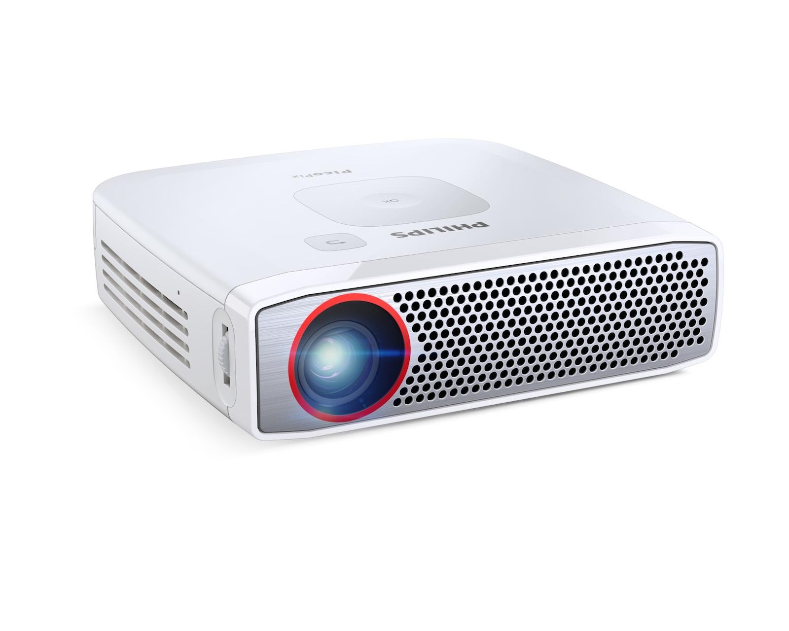 Philips PicoPix, nuovi proiettori tascabili per film e presentazioni ovunque