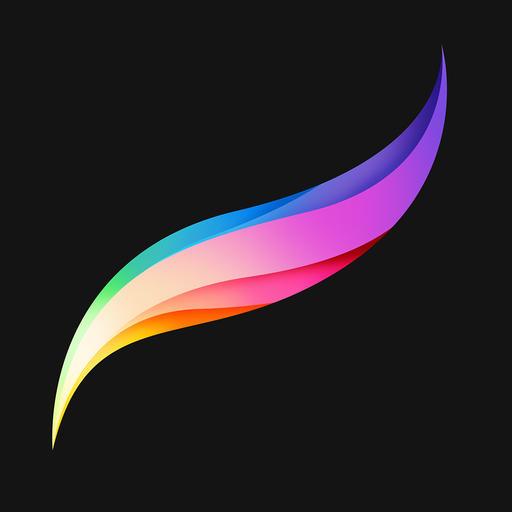 L'app di disegno Procreate ottimizzata per l'iPad Pro