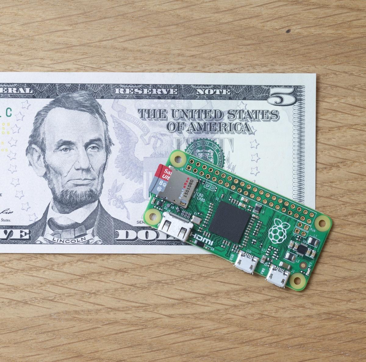Raspberry Pi Zero 1200 1