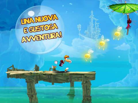 Rayman Fiesta Run gratis