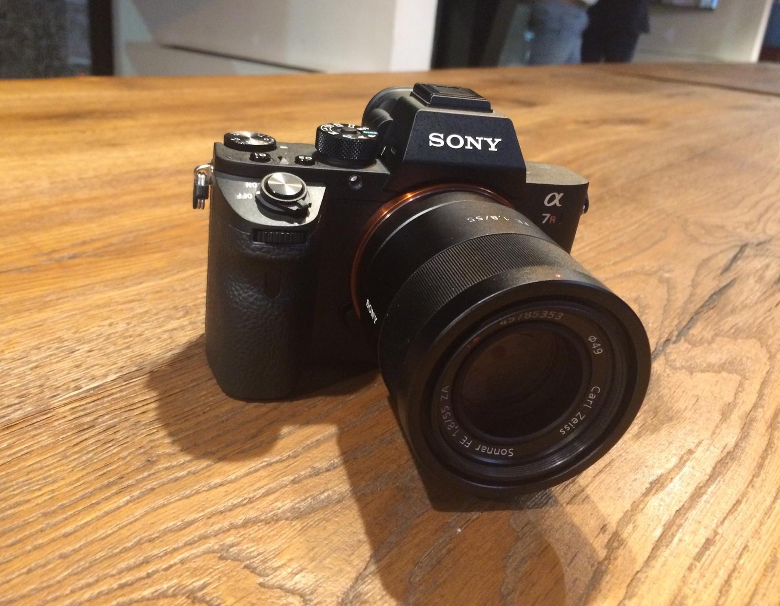 Sony α7R II 1
