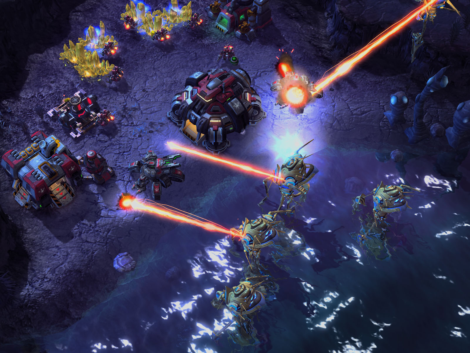 Starcraft II Legacy of the Void 1