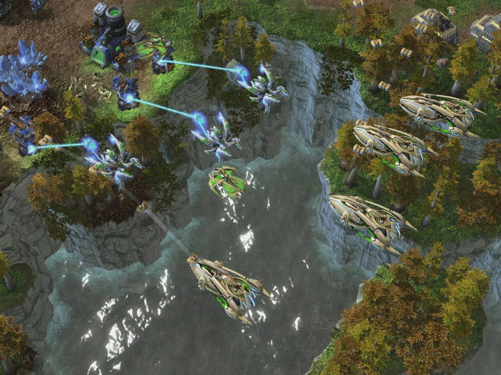 Starcraft II Legacy of the Void 4