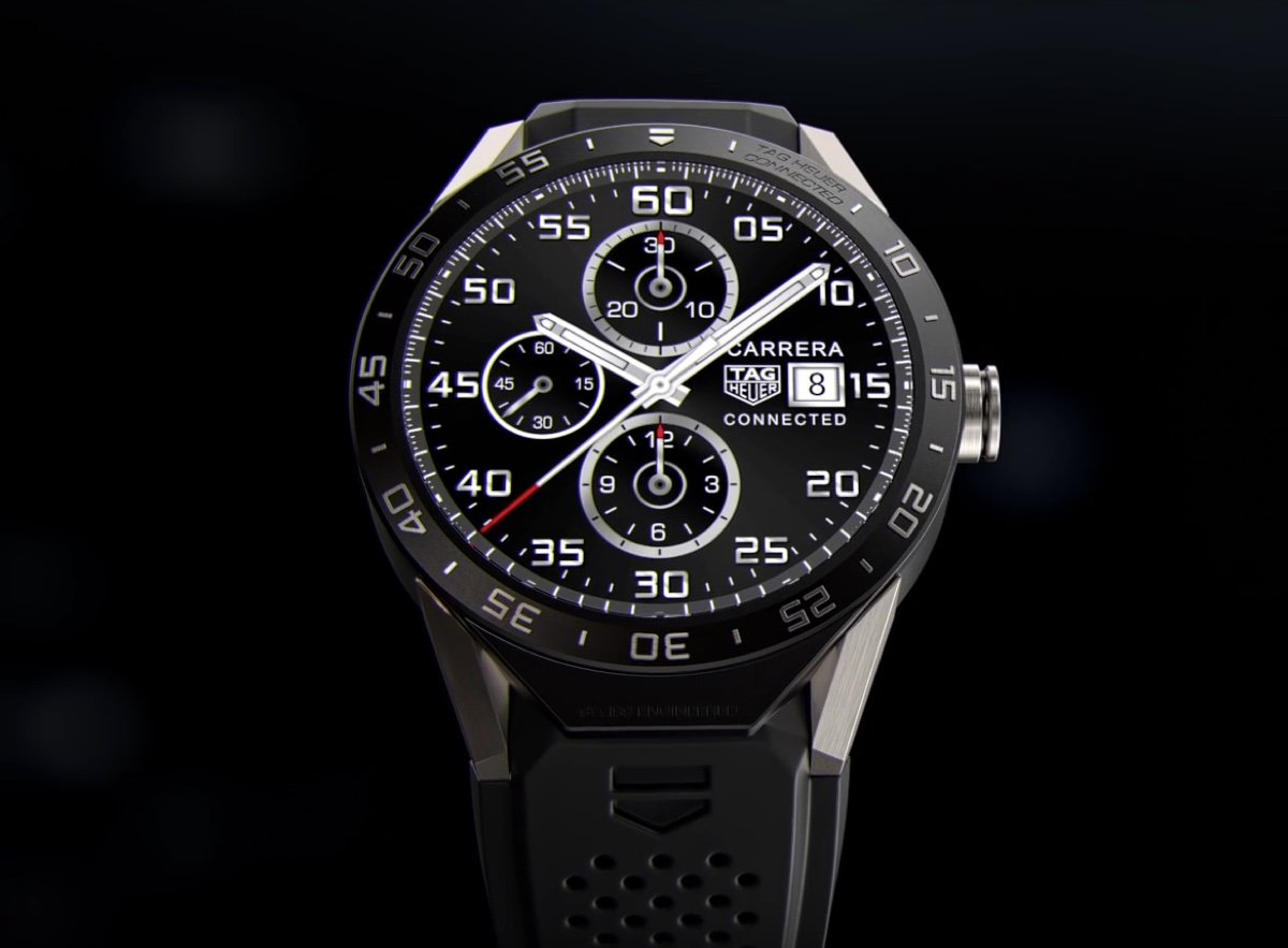 TAG Heuer Connected 1200
