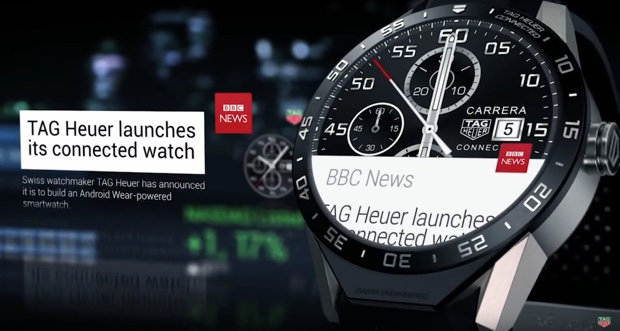 TAG Heuer Connected 620 1