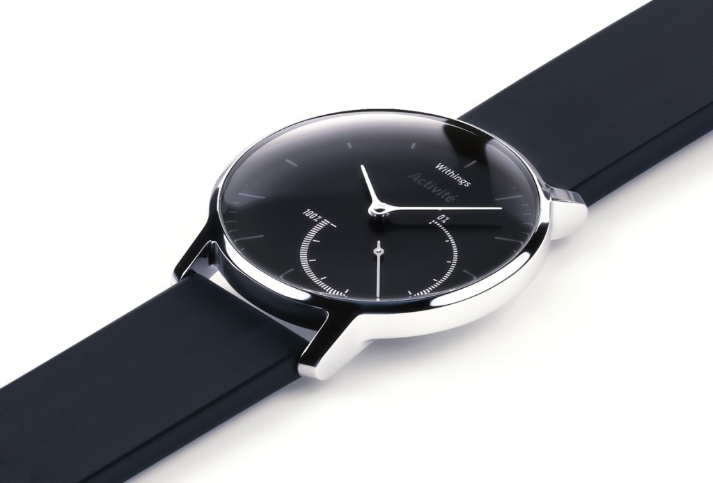 activité steel withings 1200