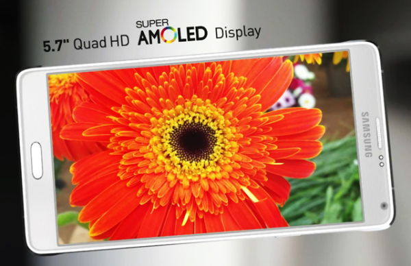 OLED amoled-feature