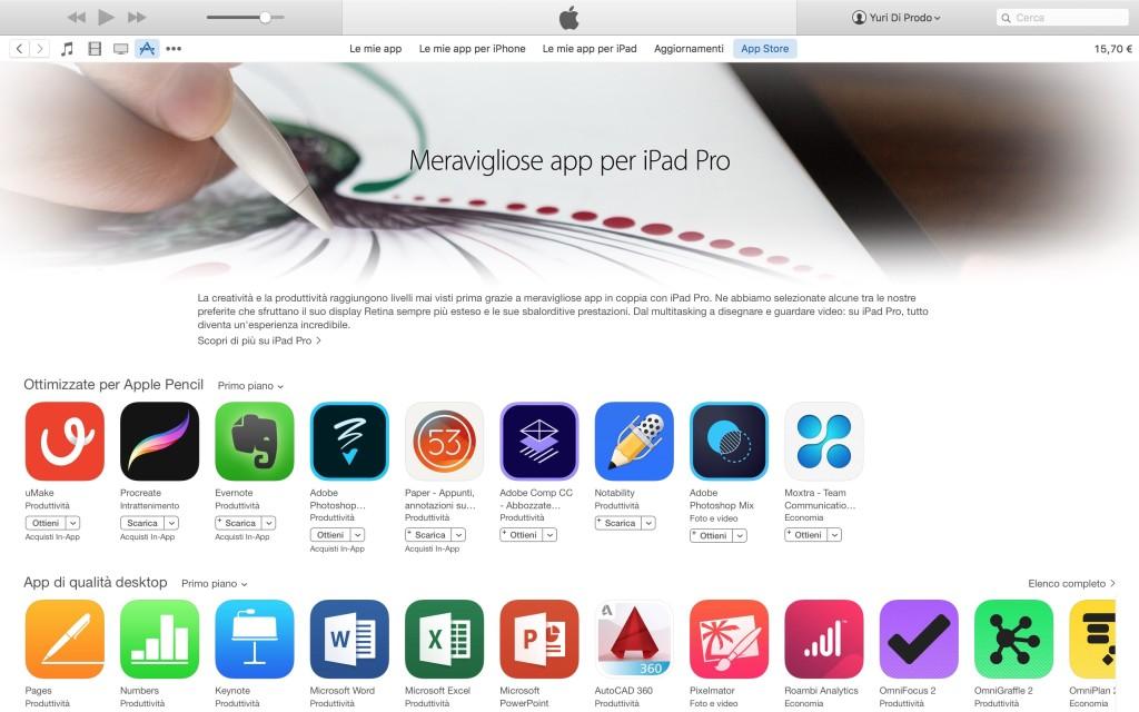 giochi per iPad Pro