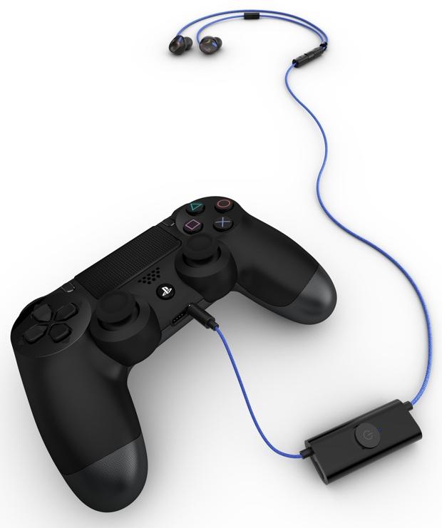 auricolari Playstation 4 5