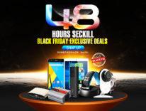 Black Friday anche per Geekbuying: mega offerte su indossabili, smartphone e hi-tech