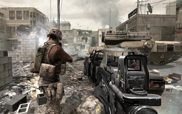 Call Of Duty 4 Mac in sconto