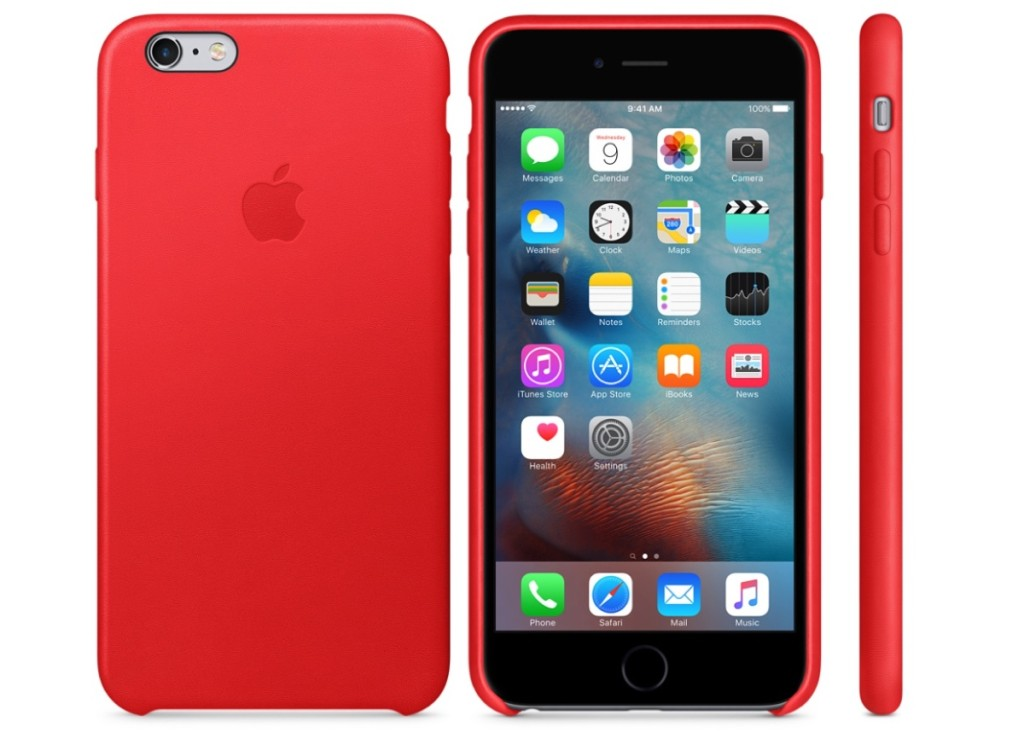 cover in pelle (Product) RED 3