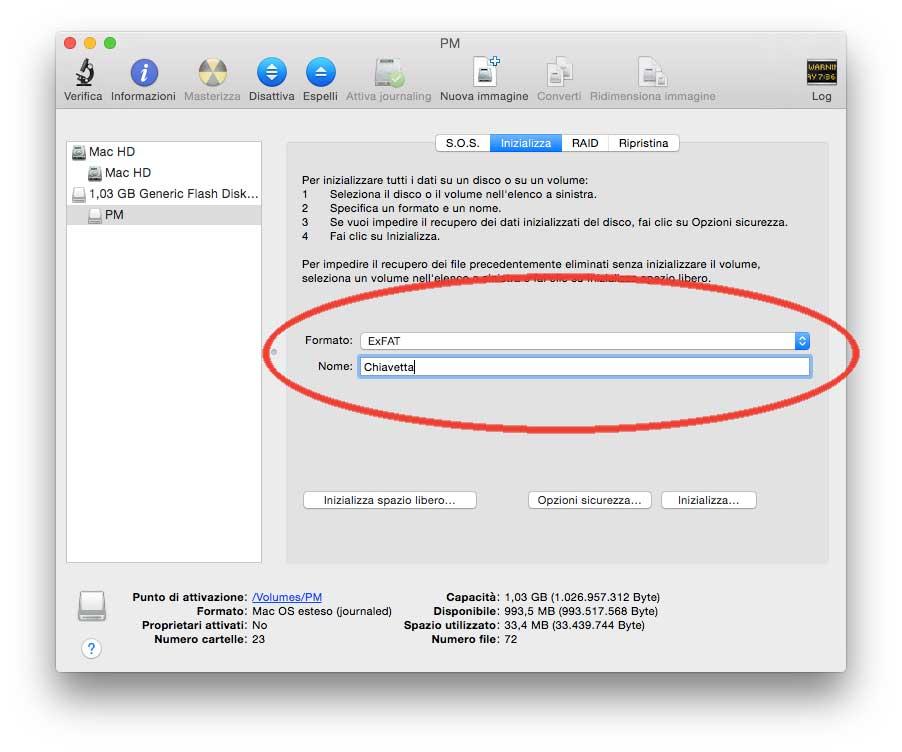 Preparing OSX (Installing rEFInd)