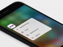 Flickr iOS, la foto perfetta ora si invia con 3D Touch