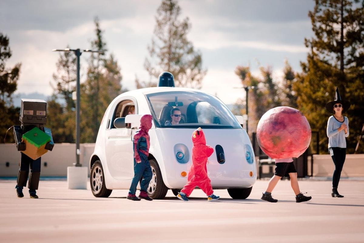 google car bambini 1200