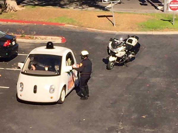 google car niente multa