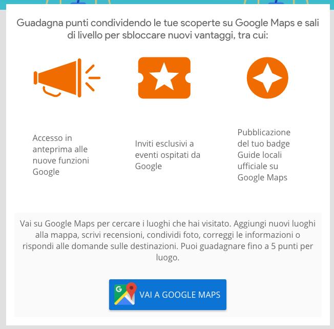 google guide locali